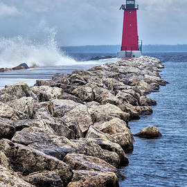 JT Armstrong - East Breakwater Lighthouse