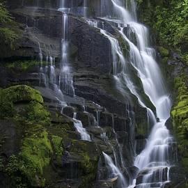 Matt Plyler - Eastatoe Falls #1 - North Carolina waterfalls series