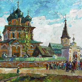Juliya Zhukova - Easter Sunday