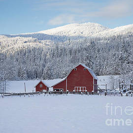 Idaho Scenic Images Linda Lantzy - Easterday Ranch 1
