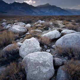 Steve Gadomski - Eastern Sierra Sundown California