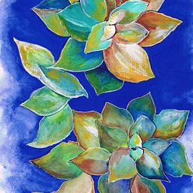 Elizabeth Kendall - Echeveria - art