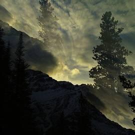 Jeff  Swan - Echoing Mountains