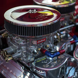 Edelbrock and Chevy - Mike Reid
