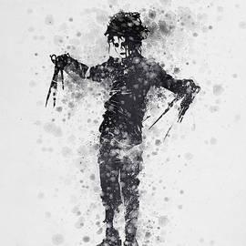Edward Scissorhands 01 - Aged Pixel