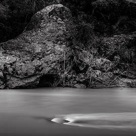 Mike Penney - Eel River small ripple