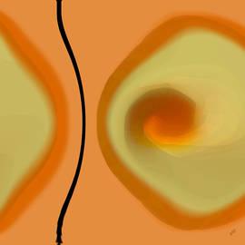 Ben and Raisa Gertsberg - Egg On Broken Plate