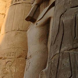 Bob Christopher - Egypt Luxor Temple Ramses 2