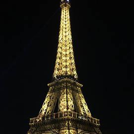 Nancy Shen - Eiffel Tower Night Glow