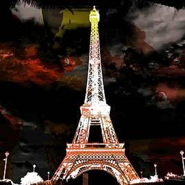 Jean Francois Gil - Eiffel Tower Paris 15