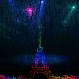 Jean Francois Gil - Eiffel Tower Paris 4