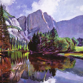 David Lloyd Glover -  El Capitan Yosemite
