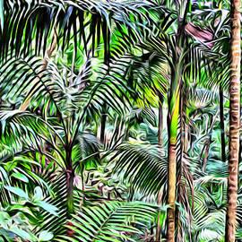 El Yunque rainforest - Carey Chen