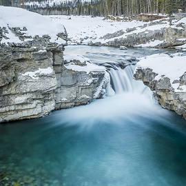 Yves Gagnon - Elbow Falls, Kananaskis