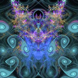 Tim Casara - Electric Quilt    Turquoise
