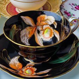 Elegant Black Tea Cup - Garry Gay