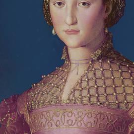 Eleonora da Toledo - Agnolo Bronzino