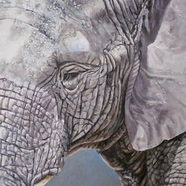Lillian  Bell - Elephant