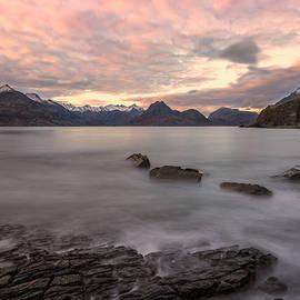 Derek Beattie - Elgol Sunset Isle of Skye
