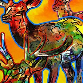 Jo-Anne Gazo-McKim - Elk Expressions