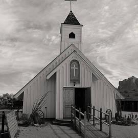Gordon Beck - Elvis Chapel, Monochrome