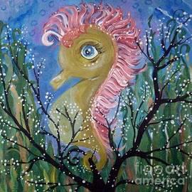 Maria June - Elvis-seahorse