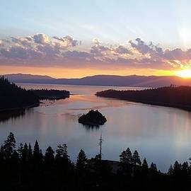 Carol Duarte - Emerald Bay Sunrise