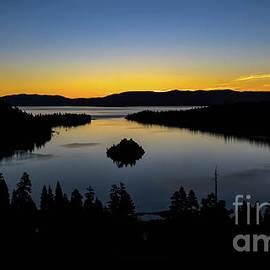 Mitch Shindelbower - Emerald Bay Sunrise
