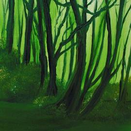 Cynthia Adams - Emerald Forest.