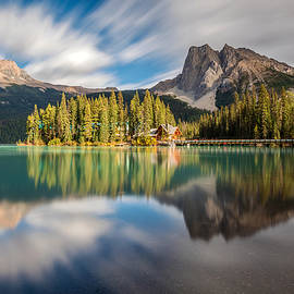 Pierre Leclerc Photography - Emerald Lake Dreamscape