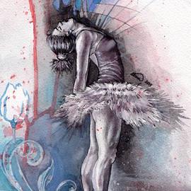 Alban Dizdari - Emotional Ballet Dance