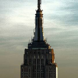 Christopher Woods - Empire State dusk