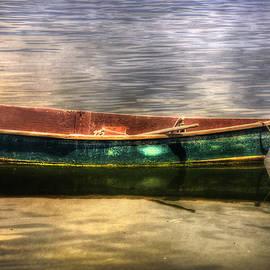 Joann Vitali - Empty Docked Rowboat