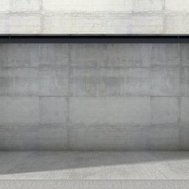 Empty Double Garage - Allan Swart