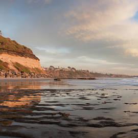 William Dunigan - Encinitas Cliffs and Sunset
