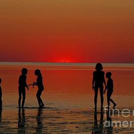 Debra Banks - Encounters of the First Kind, First Encounter Beach, Cape Cod