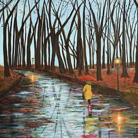 Ken Figurski - End of Autumn
