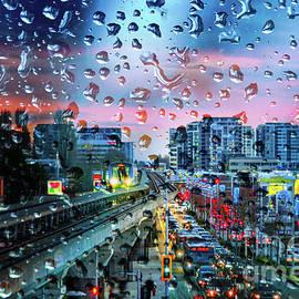 Viktor Birkus - End of the rainy day.