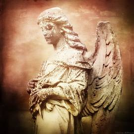 Melissa Bittinger - Endings Cemetery Angel Statuary