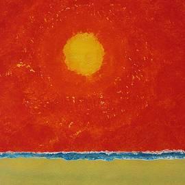 Sol Luckman - Endless Summer original painting