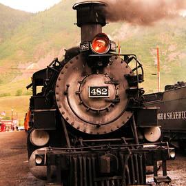 Jeff Swan - Engine 482