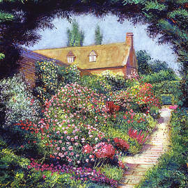David Lloyd Glover - English Garden Stroll