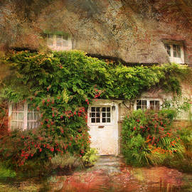 Carla Parris - English Thatched Cottage on the Isle of Wight