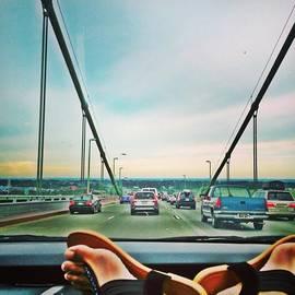 Mae Coy - Enjoying The Ride On Transit Via