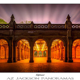 Enlightenment Poster Print - Az Jackson