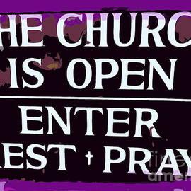 Ed Weidman - Enter Rest Pray