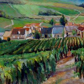 Virginia Dauth - Epernay Vineyards