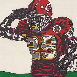 Jeremiah Colley - Eric Berry 1