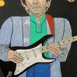Ken Zabel - Eric Clapton.Old slowhand.