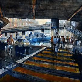 Milos Petkovic - Escher-Wyss-Platz